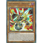 Shelrokket Dragon - Common (1st Edition) - Structure Deck - Rokket Revolt - Yu-Gi-Oh! - Big Orbit Cards