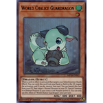 World Chalice Guardragon - Common (1st Edition) - Structure Deck - Rokket Revolt - Yu-Gi-Oh! - Big Orbit Cards