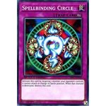 Spellbinding Circle - Common (1st Edition) - Speed Duel Scars of Battle - Yu-Gi-Oh! - Big Orbit Cards