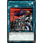 Order to Charge - Ultra Rare (Limited Edition) - Speed Duel Decks Ultimate Predators - Yu-Gi-Oh! - Big Orbit Cards