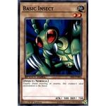 Basic Insect - Common (1st Edition) - Speed Duel Decks Ultimate Predators - Yu-Gi-Oh! - Big Orbit Cards