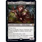 Rankle, Master of Pranks - Throne of Eldraine - Magic the Gathering - Big Orbit Cards
