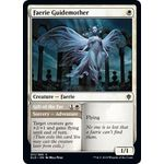Faerie Guidemother // Gift of the Fae - Throne of Eldraine - Magic the Gathering - Big Orbit Cards