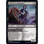 Smitten Swordmaster // Curry Favor (Foil) - Throne of Eldraine - Magic the Gathering - Big Orbit Cards