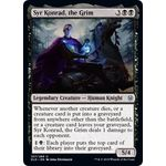 Syr Konrad, the Grim (Foil) - Throne of Eldraine - Magic the Gathering - Big Orbit Cards