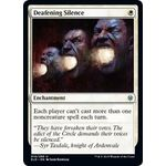 Deafening Silence (Foil) - Throne of Eldraine - Magic the Gathering - Big Orbit Cards