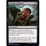 Revenge of Ravens (Foil) - Throne of Eldraine - Magic the Gathering - Big Orbit Cards