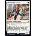 Acclaimed Contender (Foil) - Throne of Eldraine - Magic the Gathering - Big Orbit Cards
