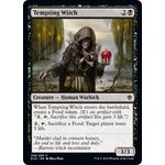 Tempting Witch (Foil) - Throne of Eldraine - Magic the Gathering - Big Orbit Cards