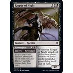 Reaper of Night // Harvest Fear (Foil) - Throne of Eldraine - Magic the Gathering - Big Orbit Cards