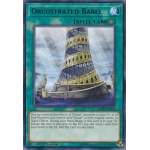 Orcustrated Babel - Super Rare (Unlimited Edition) - OTS Tournament Pack 10 - Yu-Gi-Oh! - Big Orbit Cards