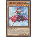 Marincess Crown Tail - Common (1st Edition) - Chaos Impact - Yu-Gi-Oh! - Big Orbit Cards