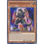 Dinowrestler Martial Ampelo - Common (1st Edition) - Chaos Impact - Yu-Gi-Oh! - Big Orbit Cards