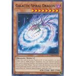 Galactic Spiral Dragon - Common (1st Edition) - Chaos Impact - Yu-Gi-Oh! - Big Orbit Cards