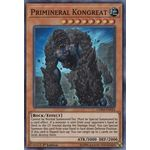 Primineral Kongreat - Super Rare (1st Edition) - Chaos Impact - Yu-Gi-Oh! - Big Orbit Cards