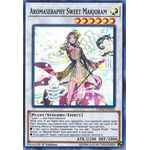Aromaseraphy Sweet Marjoram - Super Rare (1st Edition) - Chaos Impact - Yu-Gi-Oh! - Big Orbit Cards