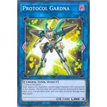 Protocol Gardna - Common (1st Edition) - Chaos Impact - Yu-Gi-Oh! - Big Orbit Cards