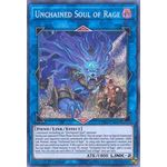 Unchained Soul of Rage - Secret Rare (1st Edition) - Chaos Impact - Yu-Gi-Oh! - Big Orbit Cards