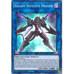 Galaxy Satellite Dragon - Super Rare (1st Edition) - Chaos Impact - Yu-Gi-Oh! - Big Orbit Cards