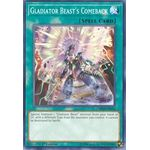 Gladiator Beast's Comeback - Common (1st Edition) - Chaos Impact - Yu-Gi-Oh! - Big Orbit Cards