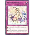 Blessed Winds - Rare (1st Edition) - Chaos Impact - Yu-Gi-Oh! - Big Orbit Cards