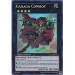 Gagaga Cowboy - Super Rare (1st Edition) - 2013 Collectors Tins - Yu-Gi-Oh! - Big Orbit Cards