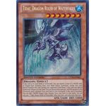 Tidal, Dragon Ruler of Waterfalls - Secret Rare (1st Edition) - 2013 Collectors Tins - Yu-Gi-Oh! - Big Orbit Cards
