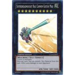 Superdreadnought Rail Cannon Gustav Max - Super Rare (1st Edition) - 2013 Collectors Tins - Yu-Gi-Oh! - Big Orbit Cards