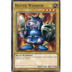 Beaver Warrior - Common (Unlimited Edition) - Spell Ruler - European - Yu-Gi-Oh! - Big Orbit Cards