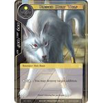 Blessed Holy Wolf (Full Art) - Alice Origin - Force of Will - Big Orbit Cards