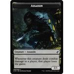 Assassin // Morph Token - Commander 2019 - Magic the Gathering - Big Orbit Cards