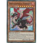 Dragonmaid Tinkhec - Super Rare (1st Edition) - Mystic Fighters - Yu-Gi-Oh! - Big Orbit Cards