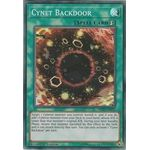 Cynet Backdoor - Super Rare (1st Edition) - Mystic Fighters - Yu-Gi-Oh! - Big Orbit Cards