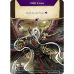 Will Coin - Coin-010 - Lucifer - Alice Origin - Force of Will - Big Orbit Cards