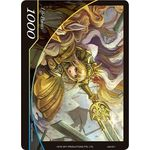 Life Point - Life-001 - Faria, Paladin of the Dawn - Alice Origin - Force of Will - Big Orbit Cards
