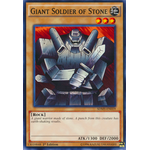 Giant Soldier of Stone - Common (Unlimited Edition) - Starter Deck - Yugi - European - Yu-Gi-Oh! - Big Orbit Cards