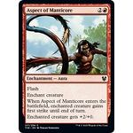 Aspect of Manticore (Foil) - Theros Beyond Death - Magic the Gathering - Big Orbit Cards