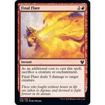 Final Flare - Theros Beyond Death - Magic the Gathering - Big Orbit Cards