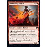 Incendiary Oracle (Foil) - Theros Beyond Death - Magic the Gathering - Big Orbit Cards