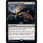 Treacherous Blessing (Prerelease) - Theros Beyond Death - Magic the Gathering - Big Orbit Cards
