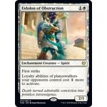 Eidolon of Obstruction (Prerelease) - Theros Beyond Death - Magic the Gathering - Big Orbit Cards