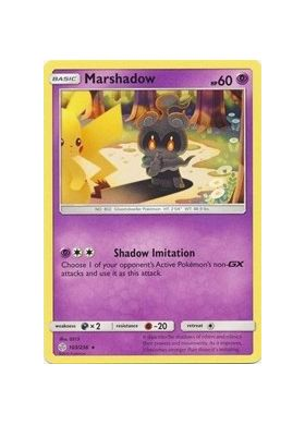 Marshadow (Reverse Holo)}