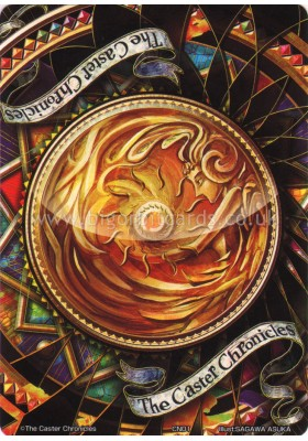 Coin Token - Wings of Anger - The Caster Chronicles - Big Orbit Cards