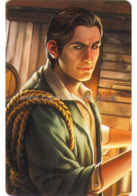 Finn Edwards - The Forgotten Age - Arkham Horror The Card Game - Big Orbit Cards