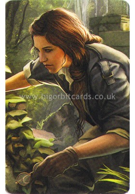 Ursula Downs - The Forgotten Age - Arkham Horror The Card Game - Big Orbit Cards