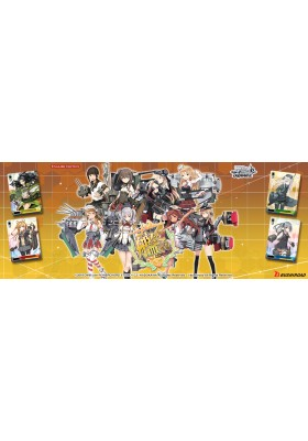 Weiss Schwarz KanColle : Arrival! Reinforcement Fleets from Europe! Booster Box (20 Packs) - WS Sealed Products - Weiss Schwarz - Big Orbit Cards