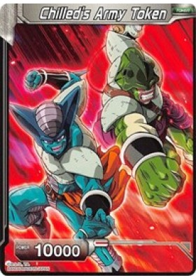 {[en]:Chilled's Army Token - Ultimate Box - Dragon Ball Super Card Game - Big Orbit Cards