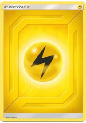 Lightning Energy (2019 Unnumbered) - Team Up - Pokemon - Big Orbit Cards