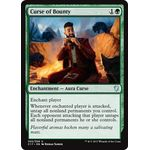 Curse of Bounty - Commander 2017 - Magic the Gathering - Big Orbit Cards