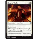 Curse of Vitality - Commander 2017 - Magic the Gathering - Big Orbit Cards
